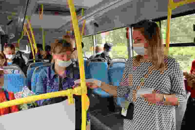 В Тамбове расписание автобуса согласовали с графиком работы заводов