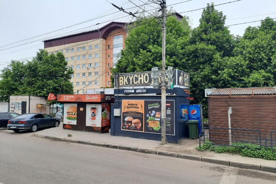 В Тамбове разработали новые правила размещения павильонов и киосков