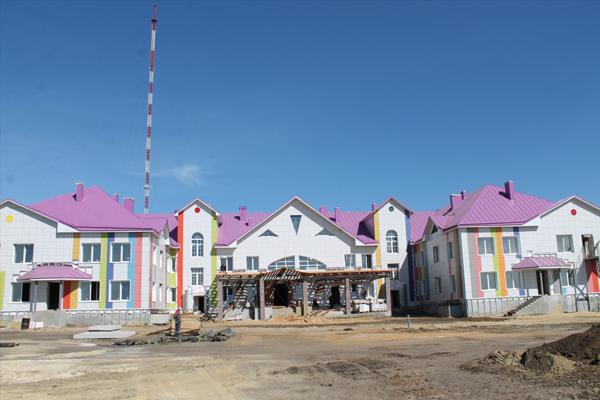 В Тамбове с сентября заработает новый детский сад