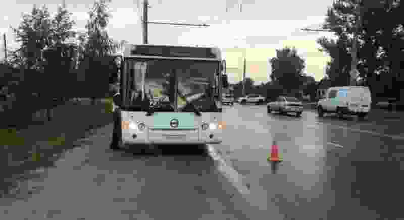 В Тамбове в автобусе пенсионерка снова получила травмы при падении