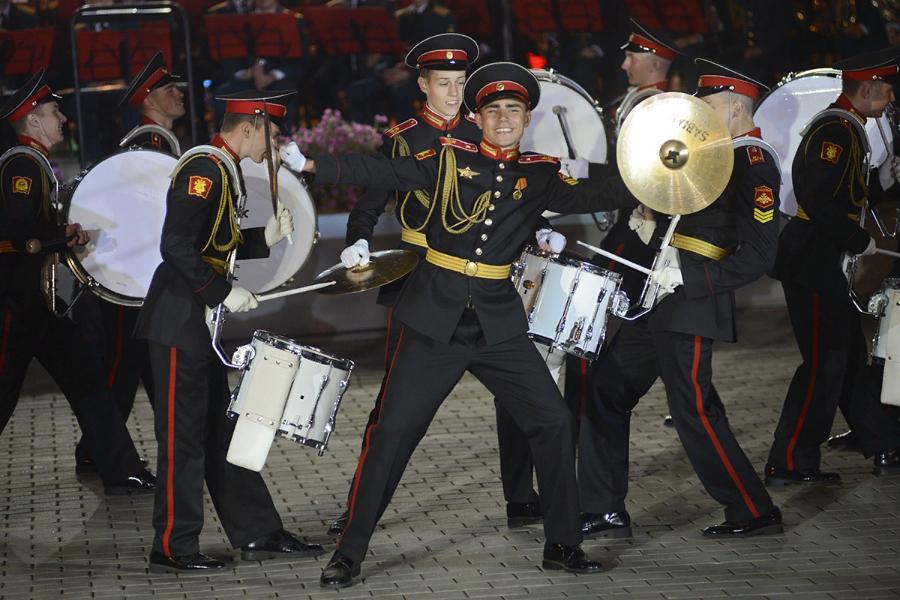 В Тамбове в девятый раз пройдёт Международный фестиваль духовых оркестров