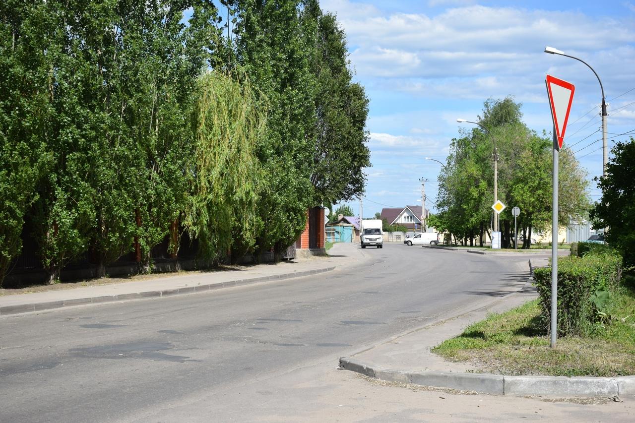В Тамбове вопросы по ремонту дорог обсуждают с жителями