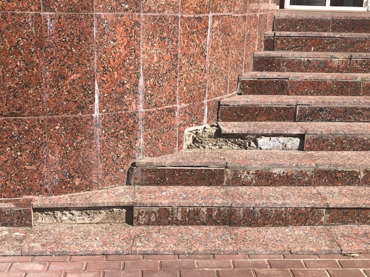В Тамбове выявили еще 20 объектов, фасады которых нуждаются в ремонте