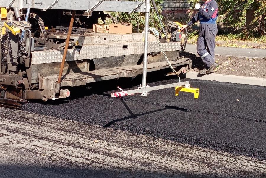 В Тамбове за счет экономии средств отремонтируют дополнительные участки дорог