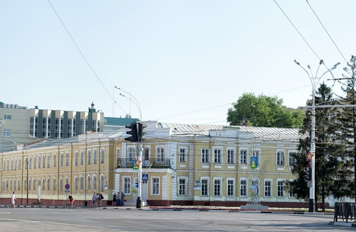 В Тамбове здание бывшего военкомата планируют отремонтировать в течение трёх лет
