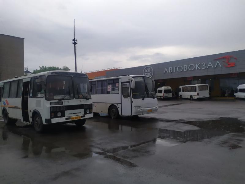 В Тамбовской области каждый десятый автобус выходит в рейс с техническими неисправностями