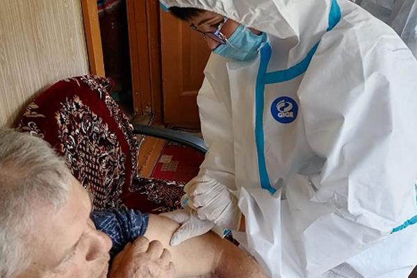 """В Тамбовской области началась вакцинация препаратом """"Ковивак"""""""