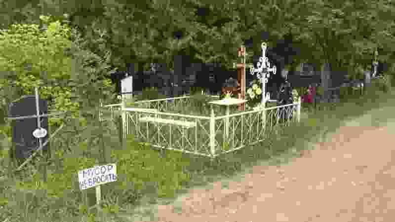 Власти Тамбова пытаются бороться со свалками на кладбищах установкой бункеров