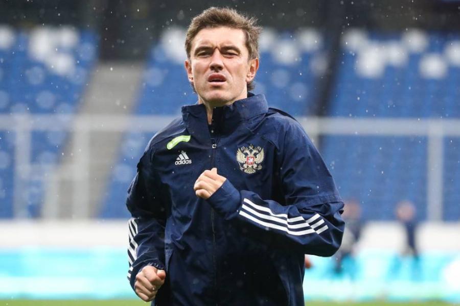 Юрий Жирков может пропустить оставшиеся матчи Евро-2020