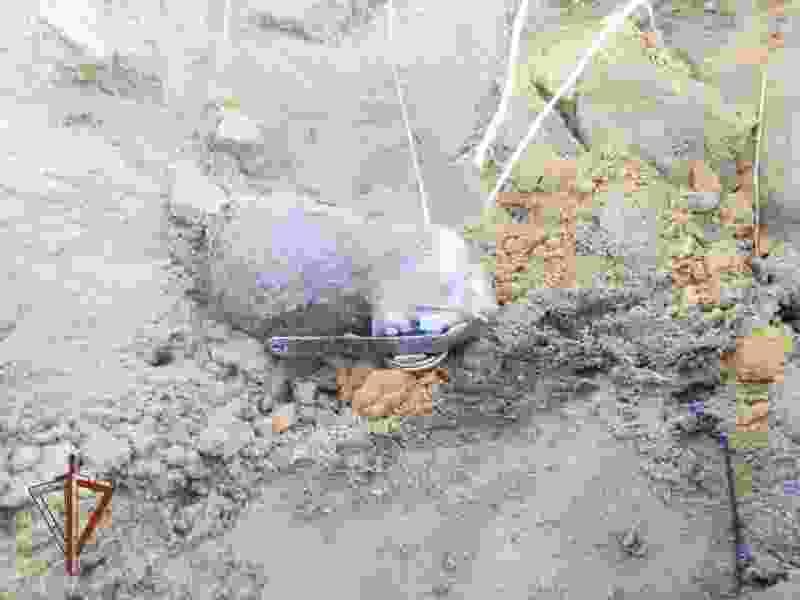 Боевую гранату нашли на Бокинских прудах под Тамбовом