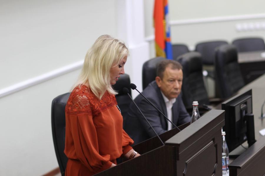 Депутаты облдумы рассмотрят законопроект о помощи малому и среднему бизнесу