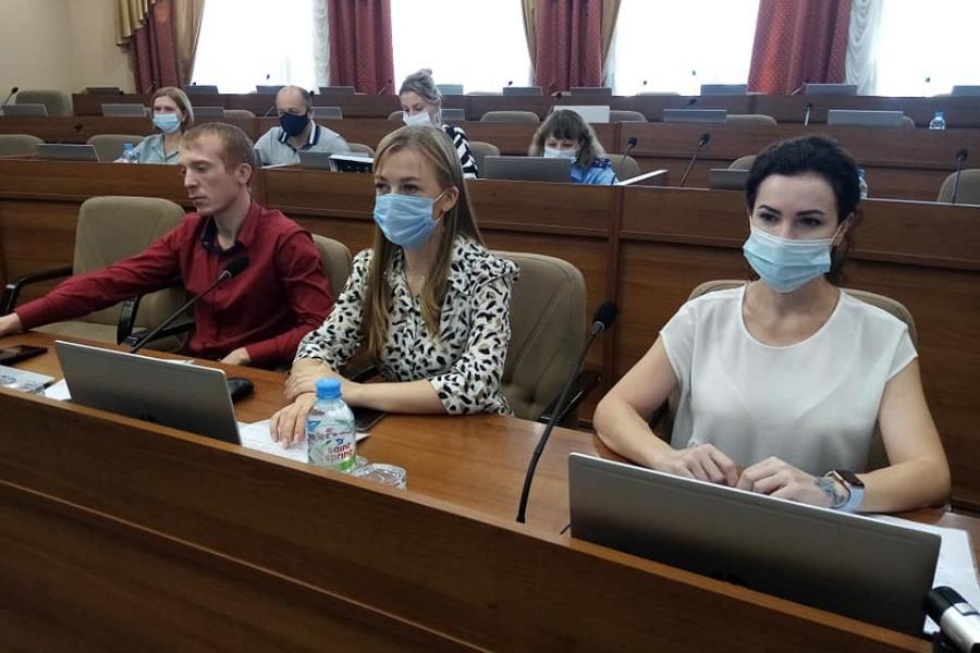 Депутаты пообещали учесть пожелания горожан в связи с изменением границ Тамбова