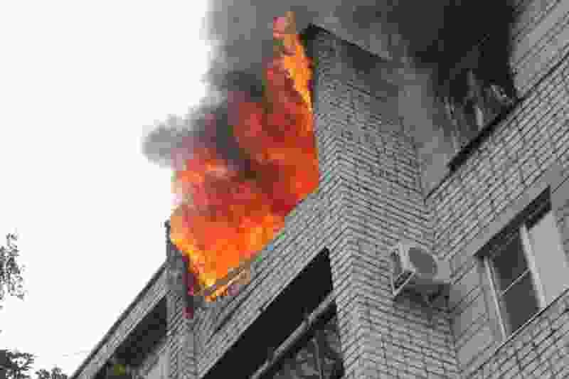Дом на Клубной в Тамбове отремонтировали через шесть лет после взрыва