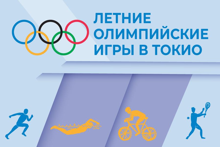 Летняя Олимпиада в Токио: медальный зачёт 26 июля