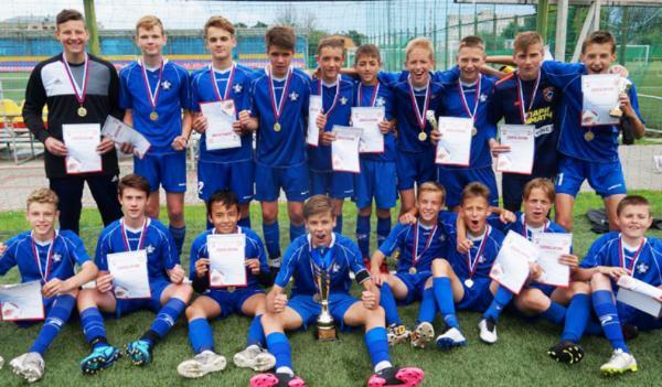 Молодые футболисты из Тамбова готовятся к турниру в Липецке