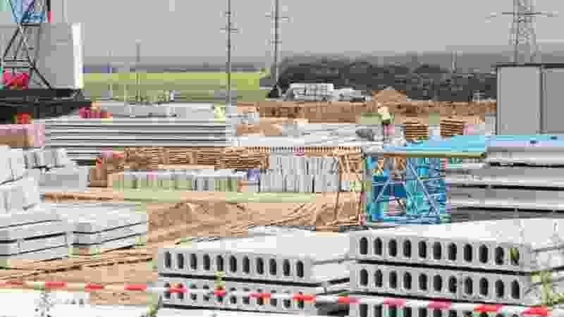 На севере Тамбова построят новый водопровод, дорогу и парк