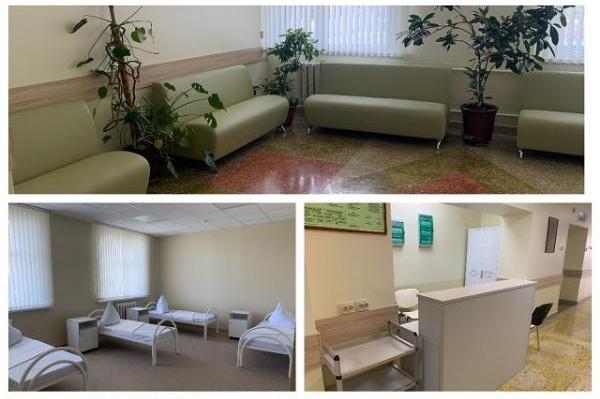 Наркологическое отделение Тамбовской психиатрической больницы переехало в новый корпус