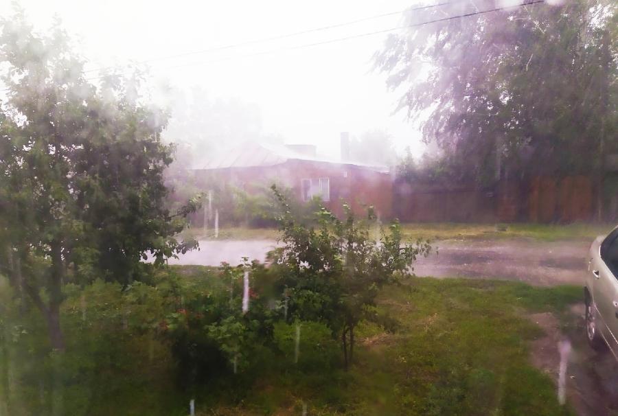 Ночью в Тамбовской области ожидаются грозы