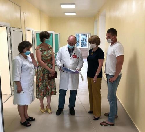Онкологический центр откроется в поликлинике тамбовской больницы №3