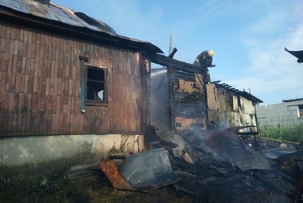 По факту гибели семьи в Кирсановском районе возбуждено уголовное дело