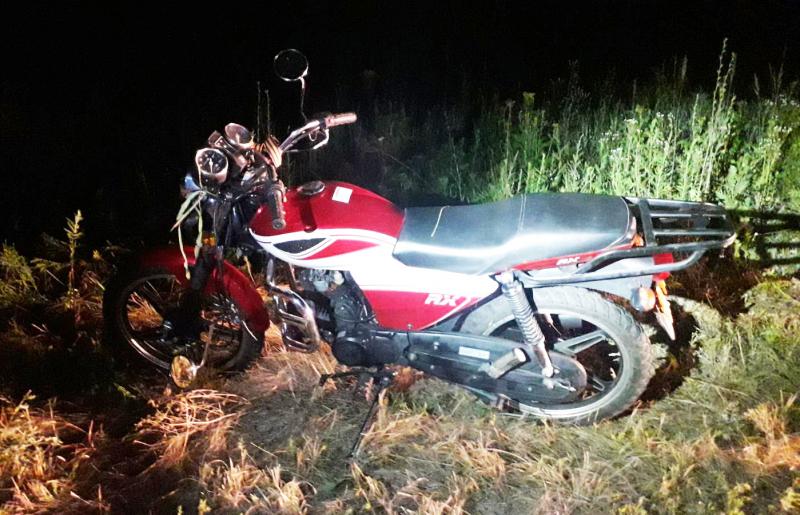 Под Моршанском насмерть разбился 32-летний водитель мопеда