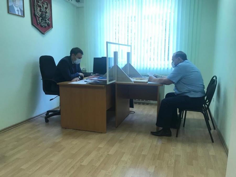 Прокурор Тамбовской области выслушал жителей Тамбова и Моршанска