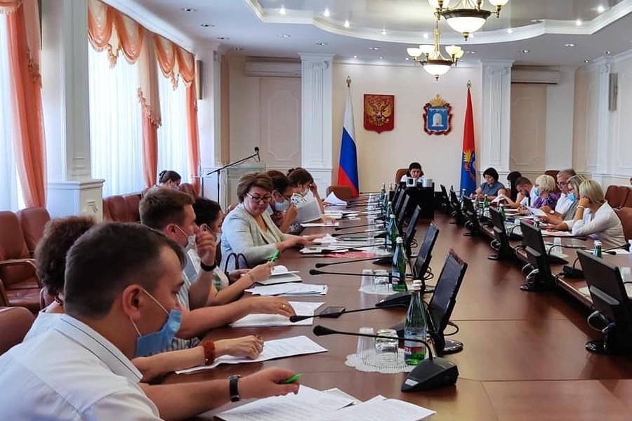 "Реализацию нацпроекта ""Демография"" обсудили на заседании проектного комитета"