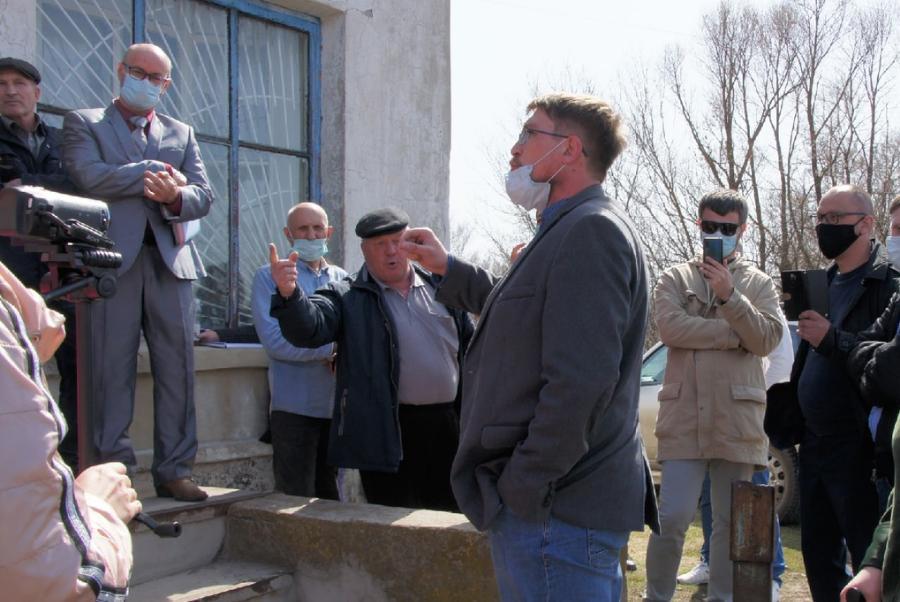 Роман Герасимов: я благодарен односельчанам за поддержку