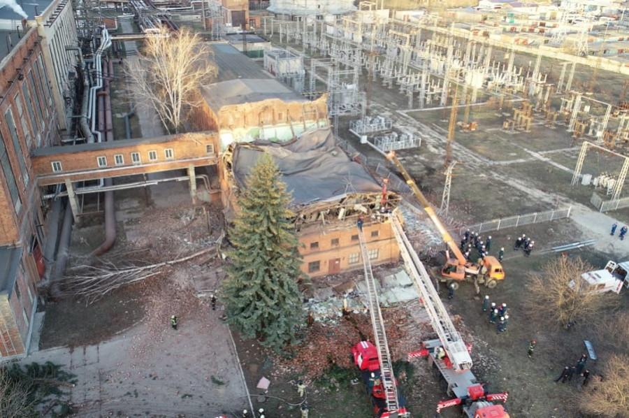 Ростехнадзор назвал причины аварии на территории Тамбовской ТЭЦ