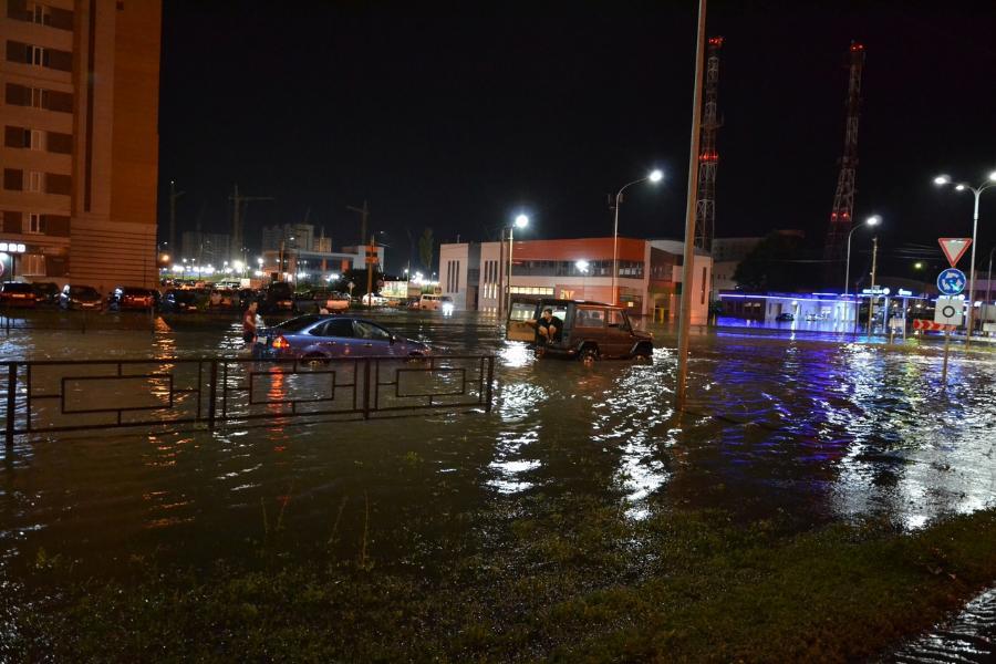 Стали известны причины затопления севера Тамбова