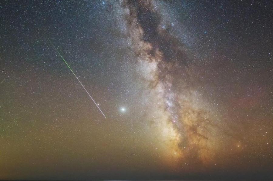 Тамбовчане могут наблюдать один из самых красивых звездопадов года