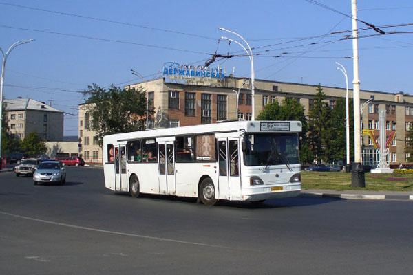 Тамбовчане жалуются на отключенные кондиционеры в общественном транспорте
