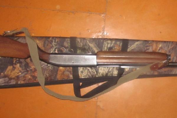 Тамбовчанин угрожал убить соседку из обреза охотничьего ружья