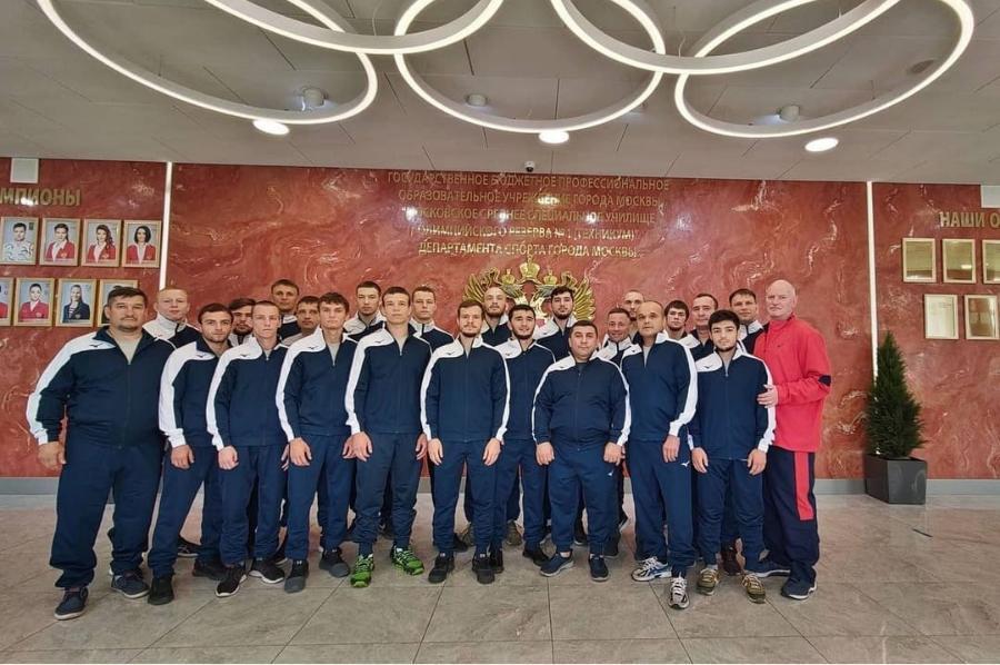 Тамбовские борцы выступят на главных мировых соревнованиях