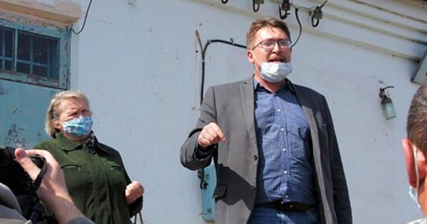 Тамбовские власти назвали версии избиения активиста, жаловавшегося Путину