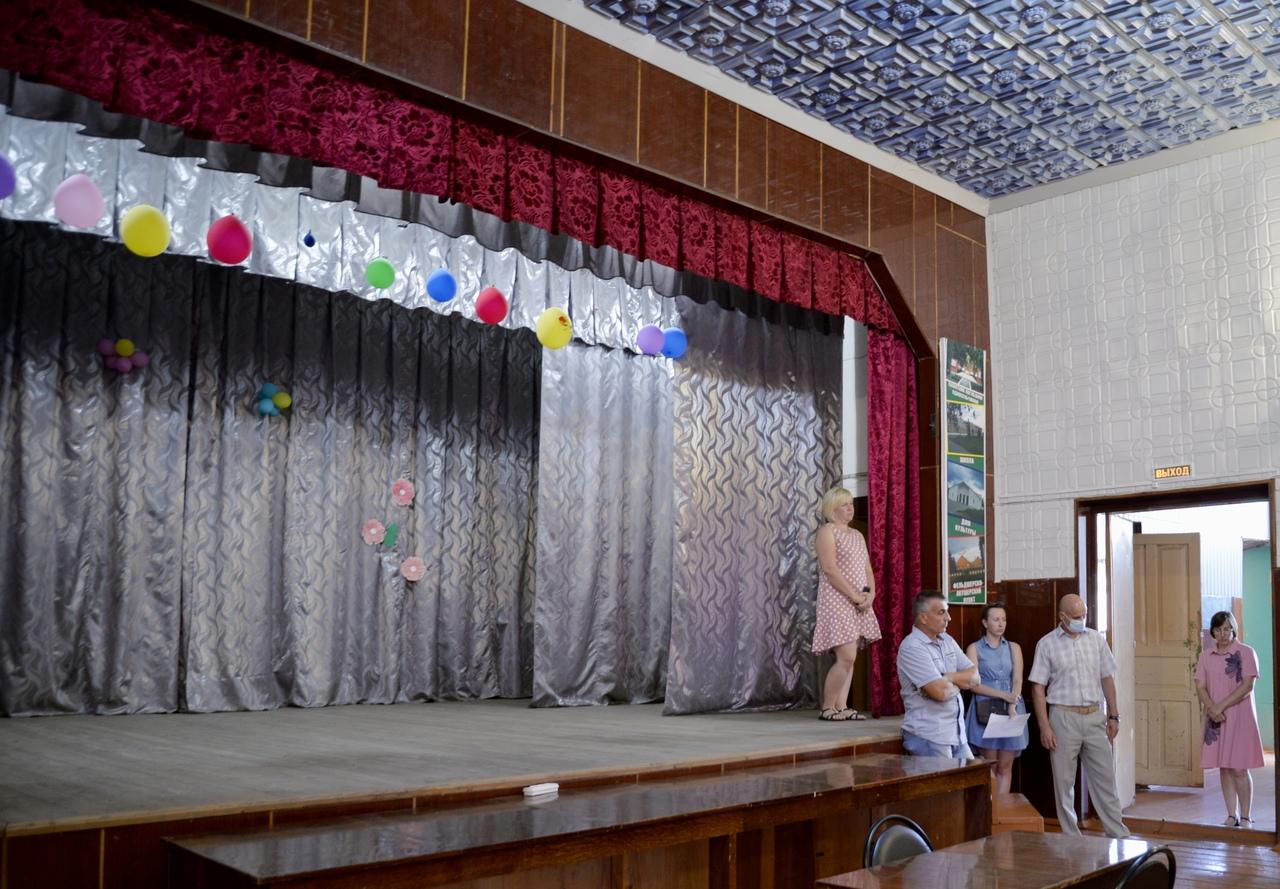 Учреждения культуры Рассказовского района готовятся к переменам