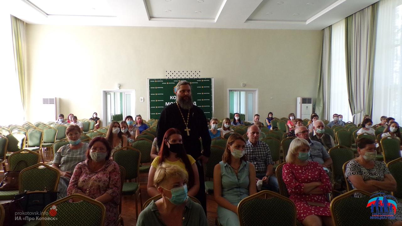 """В Котовске определили объекты, которые благоустроят в рамках проекта """"Народная инициатива"""""""
