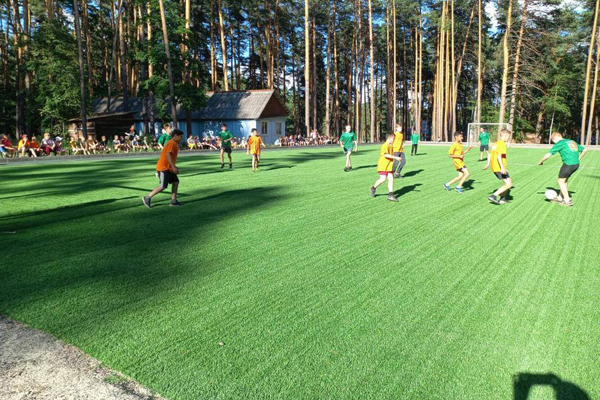 В Котовске появилось новое мини-футбольное поле
