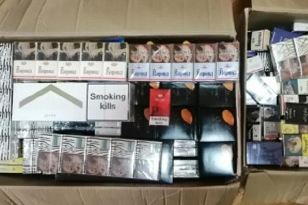 В Мичуринске изъяли 165 пачек контрафактных сигарет