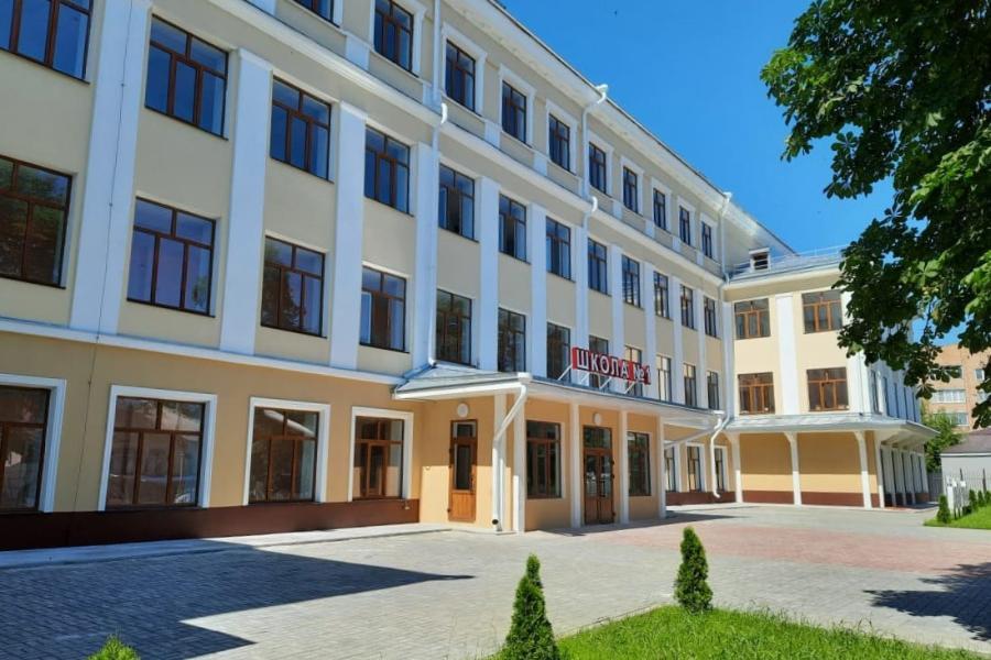В Мичуринске завершается ремонт объекта культурного наследия