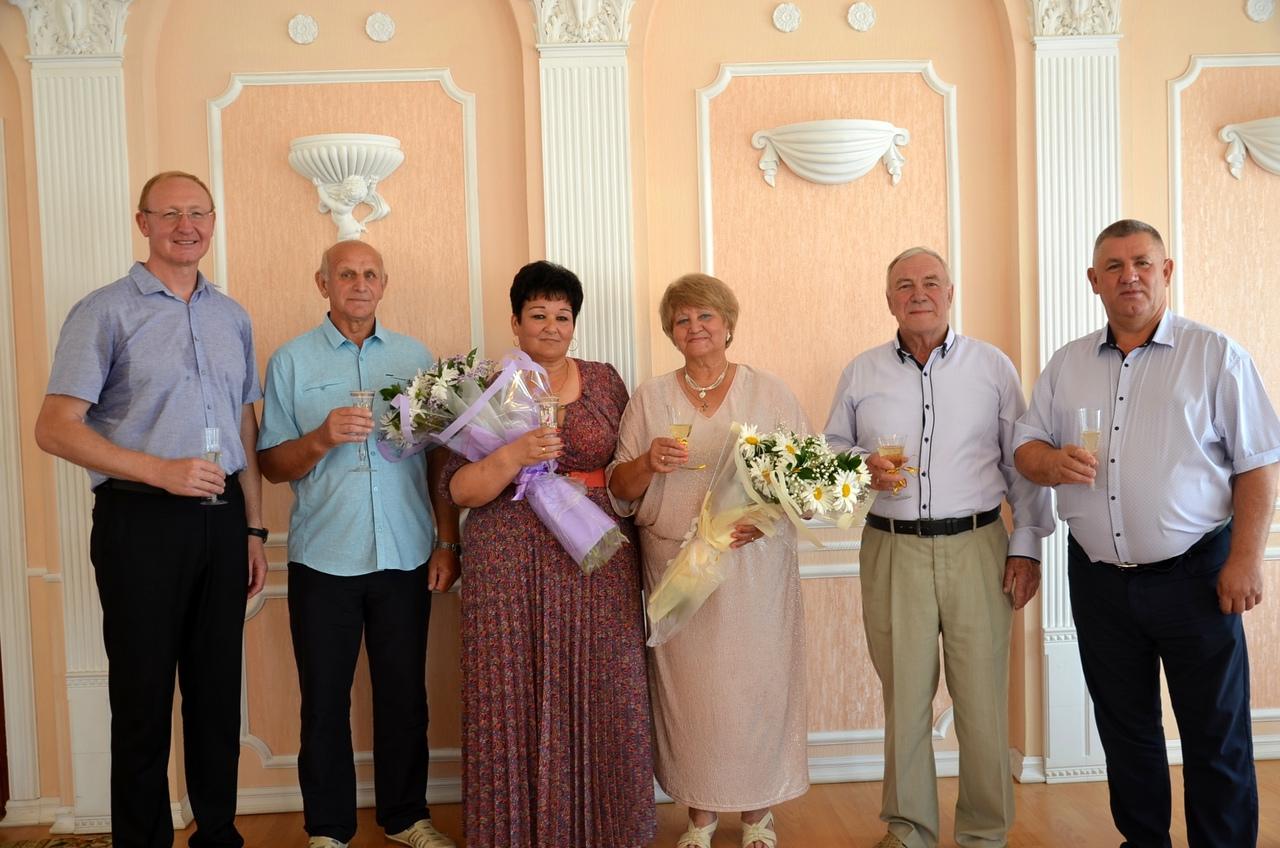 В Рассказово в День семьи, любви и верности созданы четыре семьи