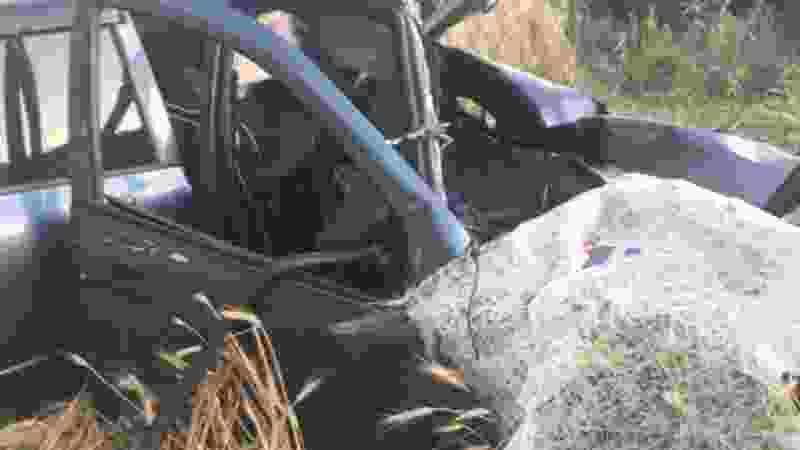 В Сампурском районе «Кадиллак» протаранил «Гранту», водитель «Лады» погиб