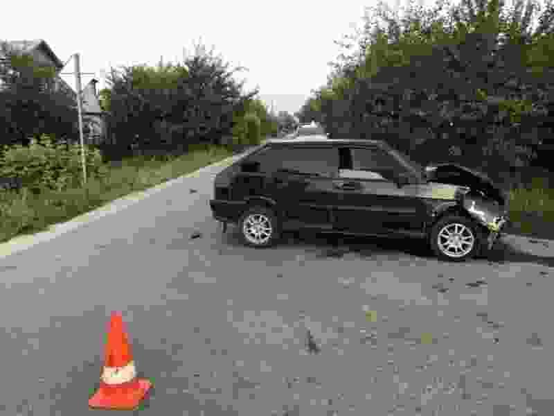 В Тамбове из-за 23-летней девушки в аварии пострадали два пенсионера