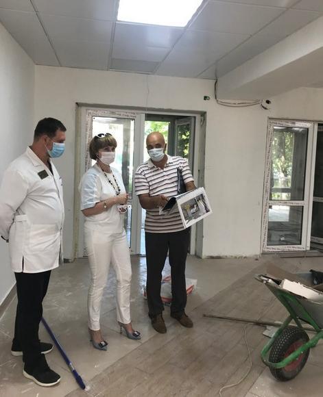 В Тамбове на ремонт взрослой поликлиники №2 потратят 3,7 миллиона рублей