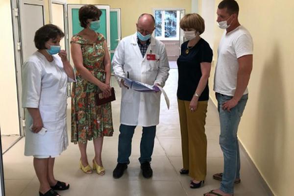 В Тамбове откроется центр онкологической помощи