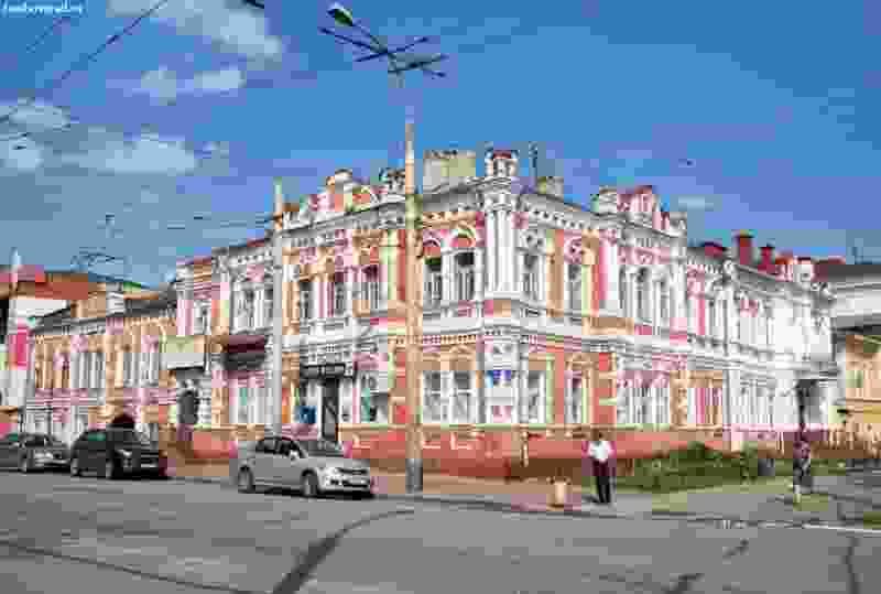 В Тамбове отремонтируют два исторических здания