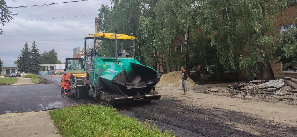 В Тамбове провели инспекцию городских дорог