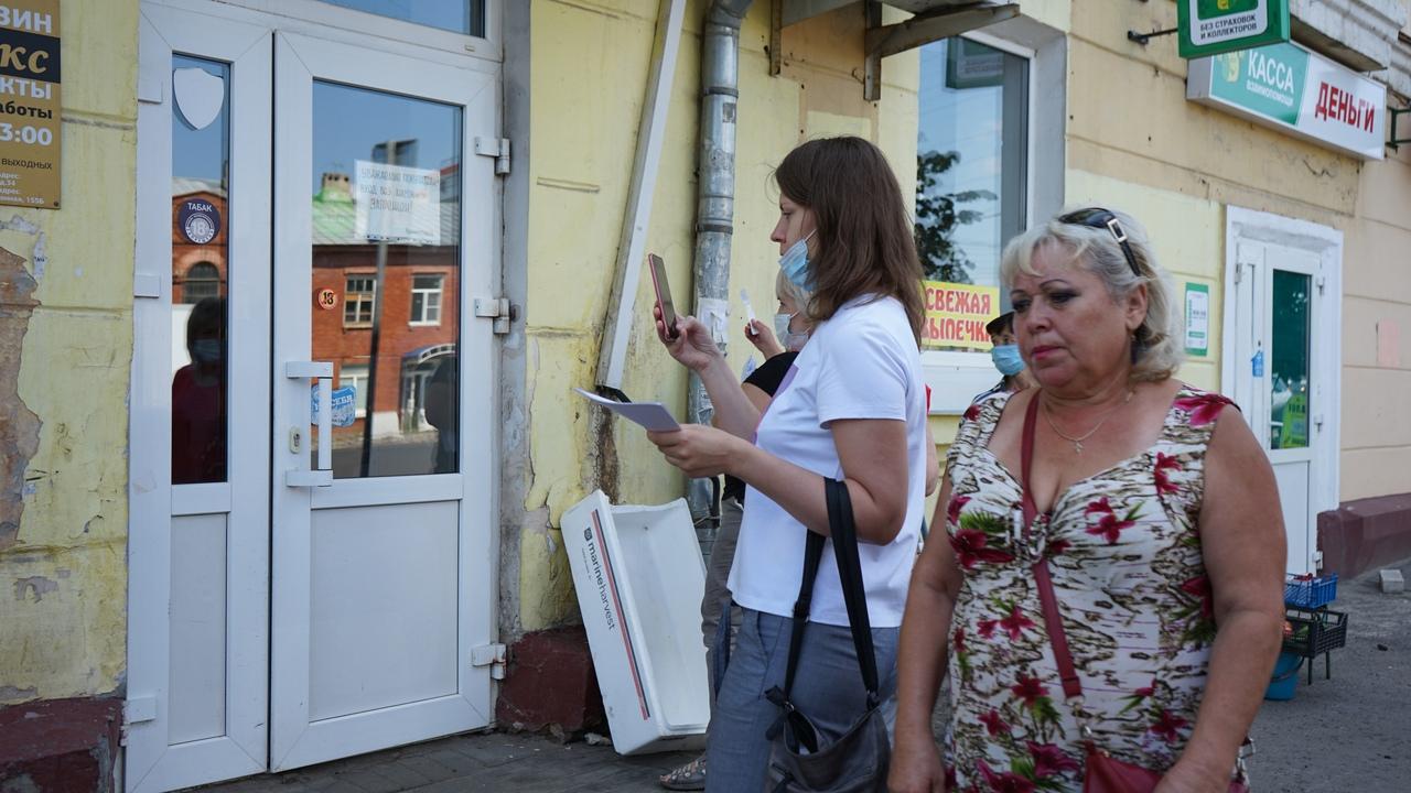 В Тамбове проверили санитарное состояние улицы Гастелло