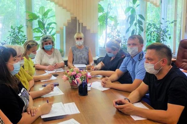 В Тамбове проводят проверки семей, состоящих на профилактическом учетем