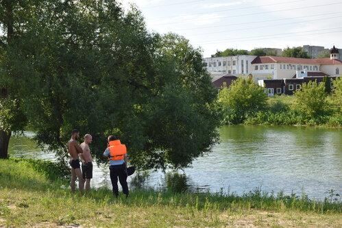 В Тамбове утонули четыре нетрезвых горожанина